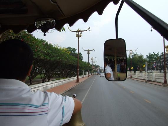 รถรางชมเมืองน่าน
